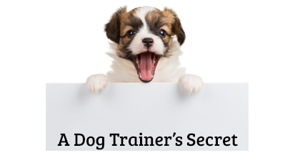 A Dog Trainer'sSecret
